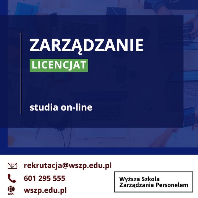 studia licencjackie Zarządzanie