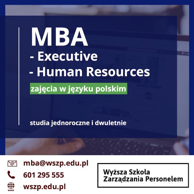 studia podyplomowe MBA