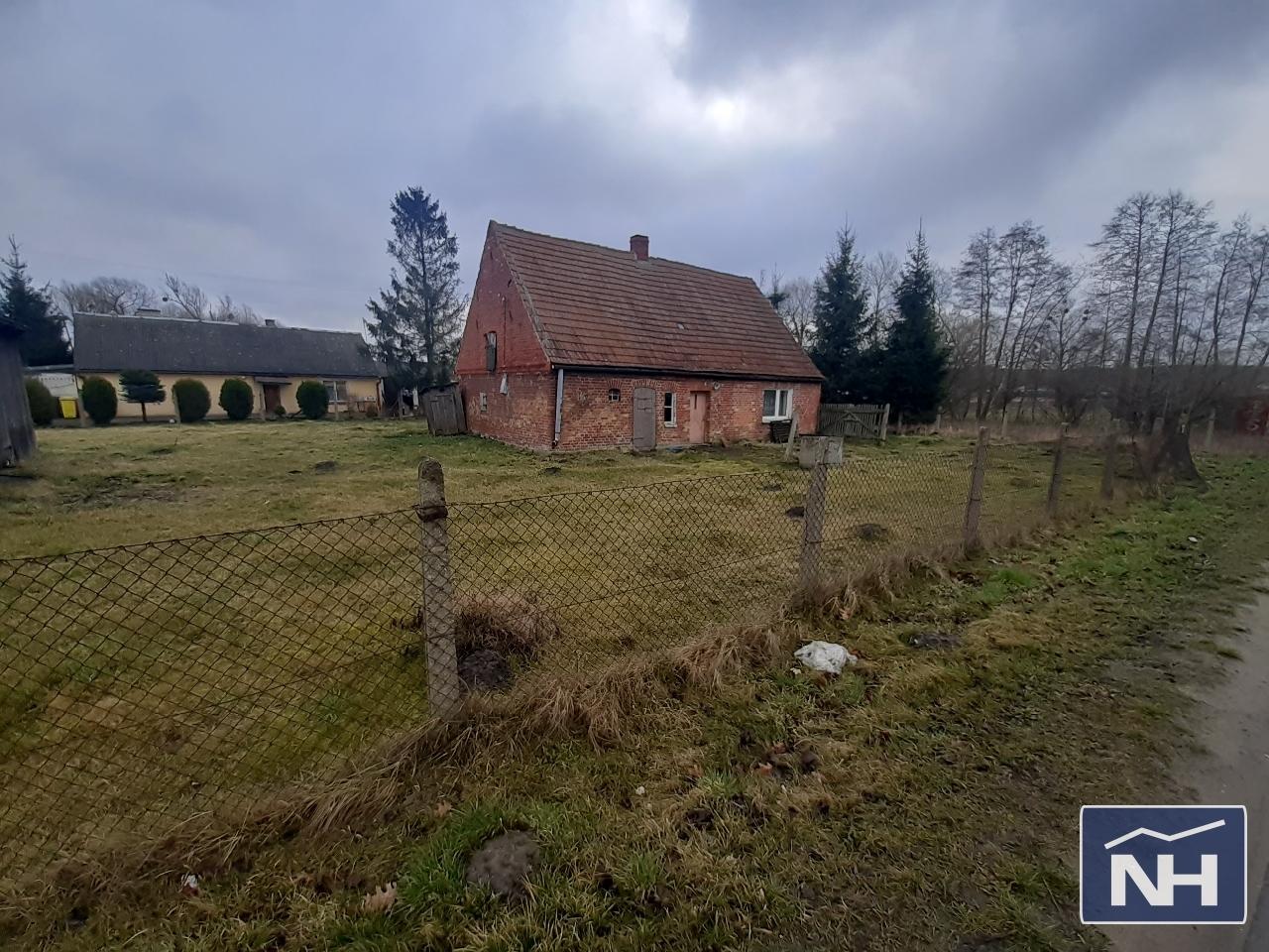 Dom w Białym Borze do remontu, działka 1000m2