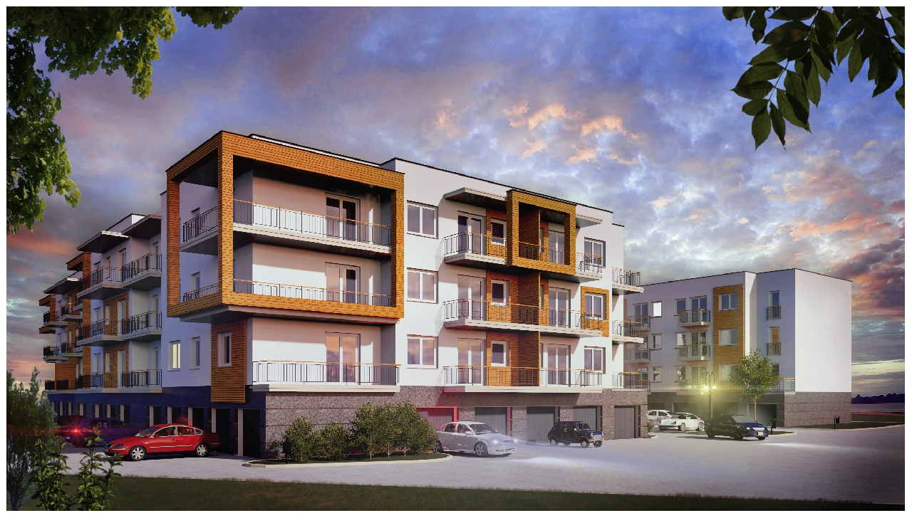 Nowoczesne mieszkanie 38.65m2*Osiedle Staromiejskie*WINDA*Grudziądz
