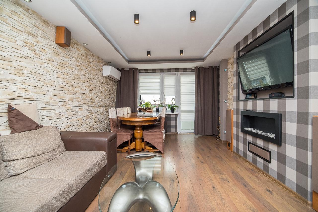 Przestronne mieszkanie 78m2 Korczaka 27 z wyposażeniem!!