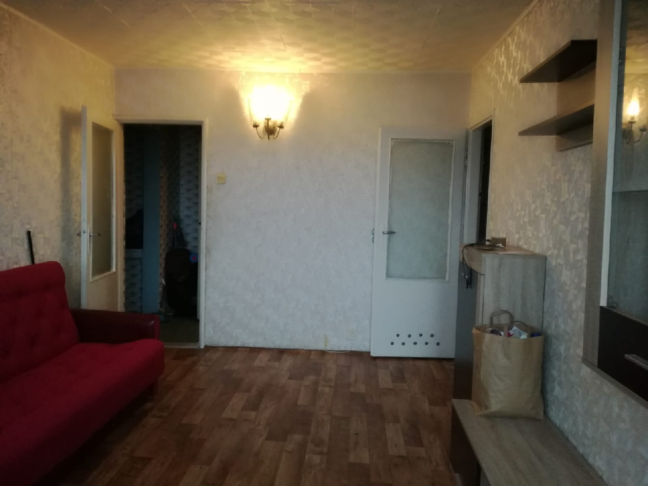 Mieszkanie w bloku, media w cenie, 2 pokoje
