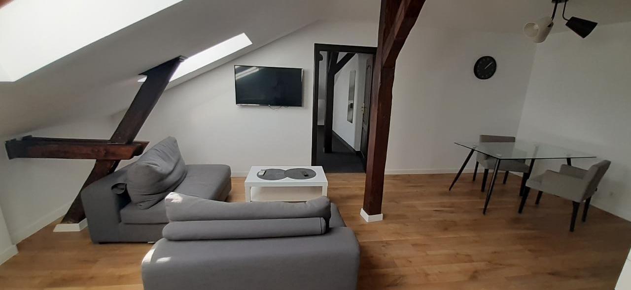 Mieszkanie typu loft z wyposażeniem +miejsce postojowe-wszystko w cenie