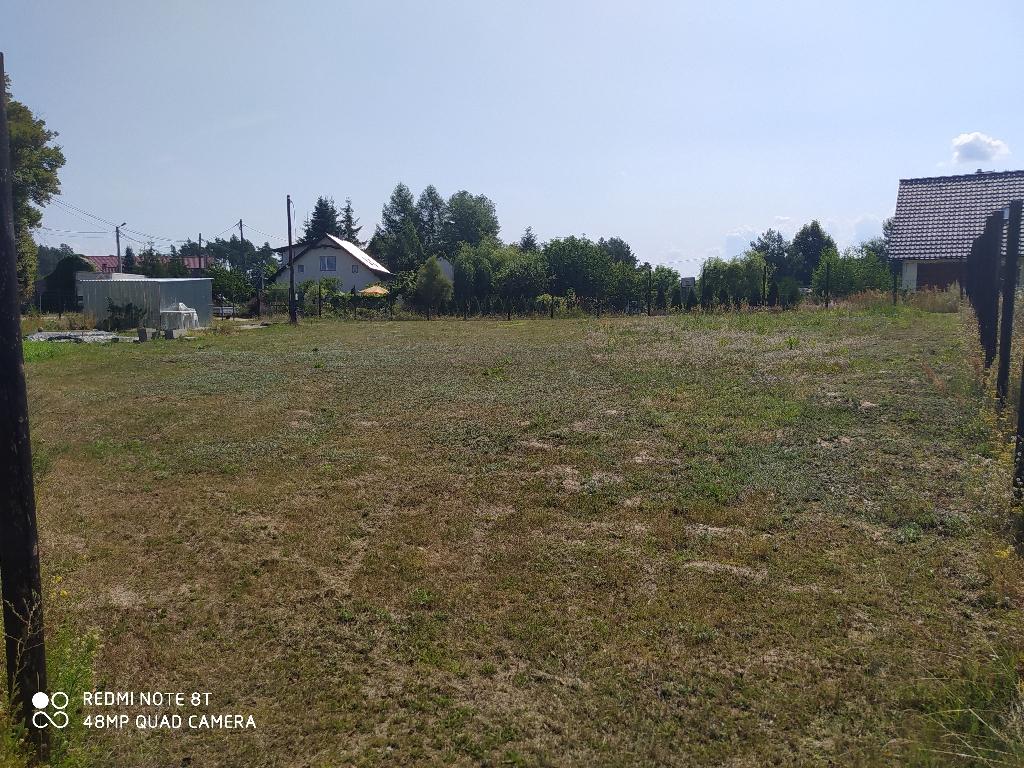 Działka budowlana w centrum Gródka