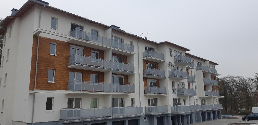 NOWE Mieszkanie 59,95 m²/parter/Tarpno