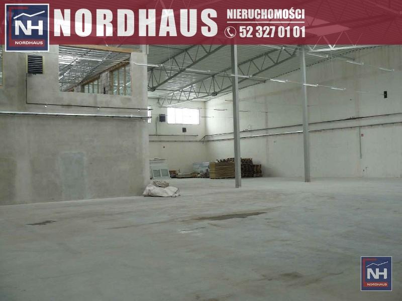 Obiekt Przemysłowy Brodnica - oferta 40962
