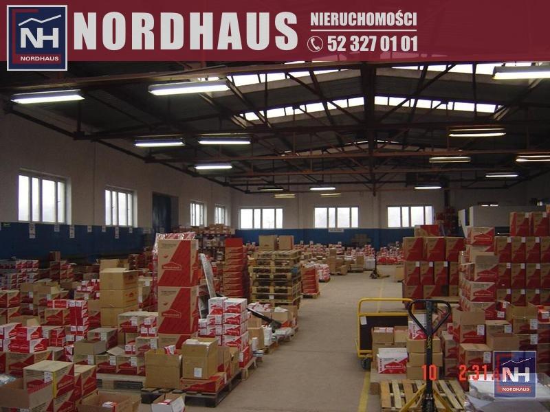 Obiekt Przemysłowy Lisi Ogon - oferta 41039