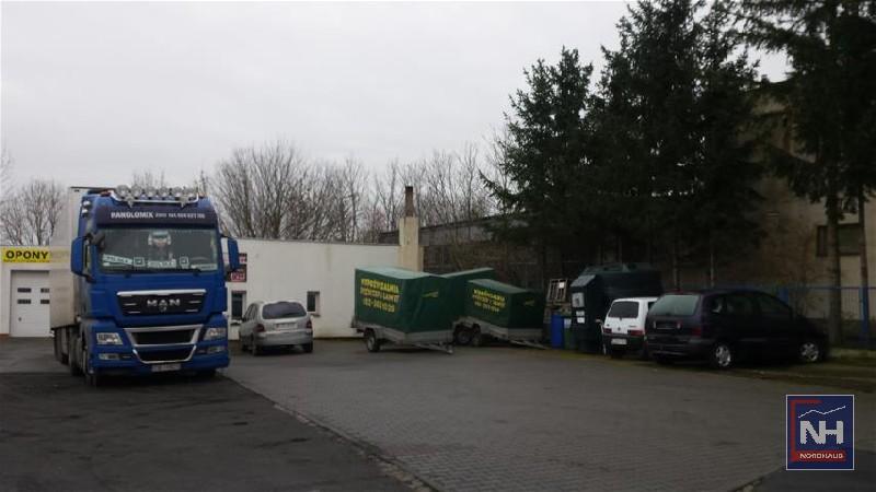 Obiekt Przemysłowy Żnin - oferta 61697