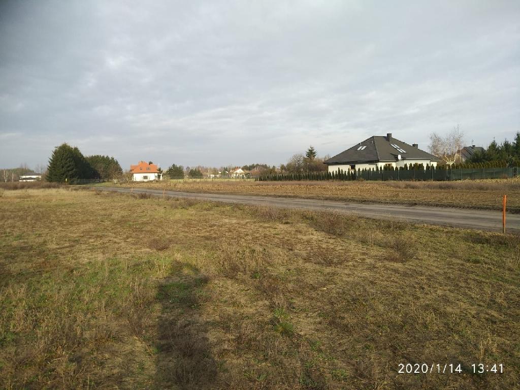 Atrakcyjna działka na granicy Wypalenisk i Solca Kujawskiego