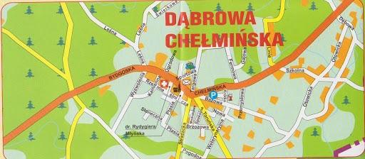 Działki na sprzedaż Dąbrowa Chełmińska