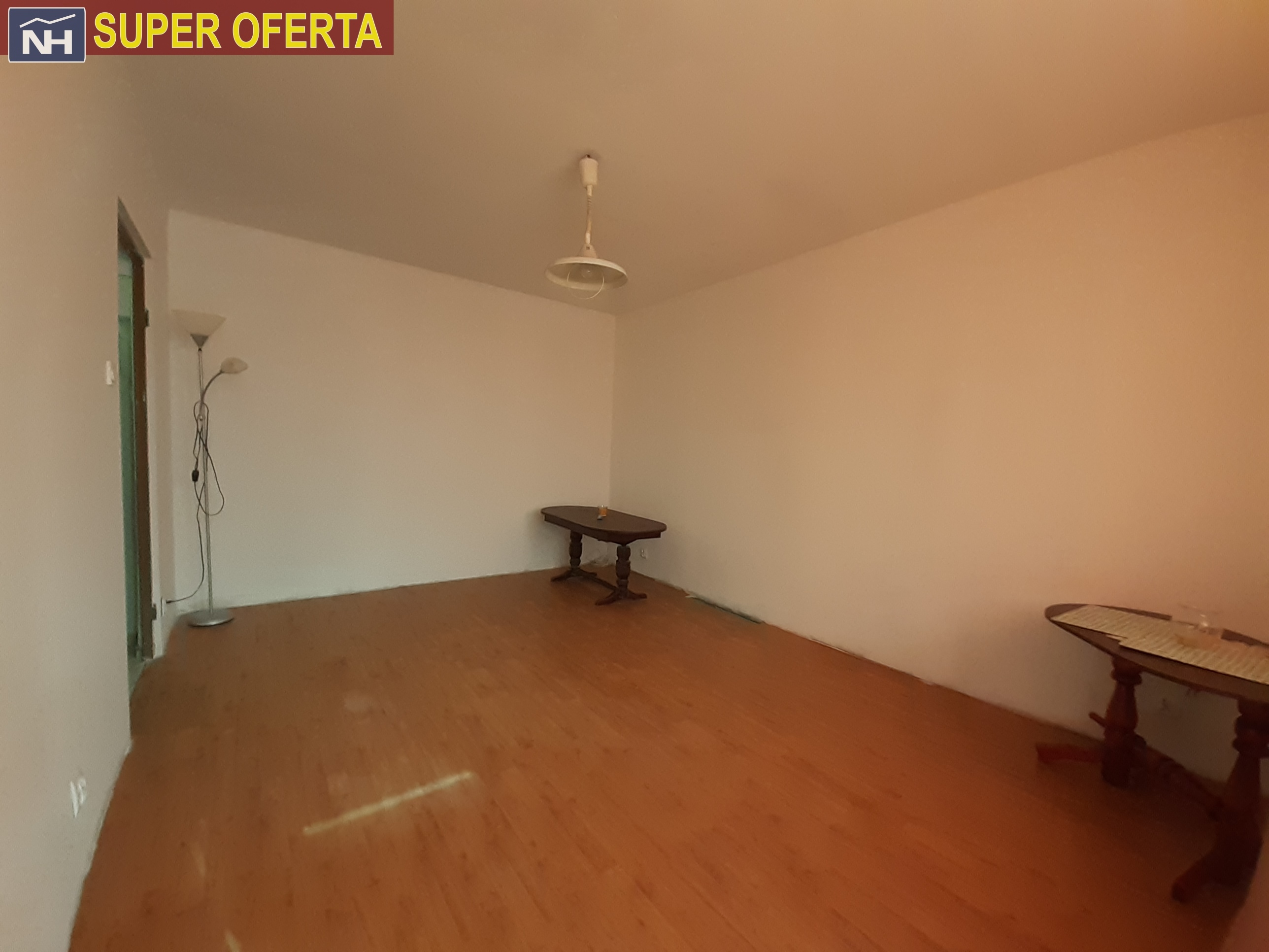 Mieszkanie 2 pokoje 46,6 m2 Kapuściska