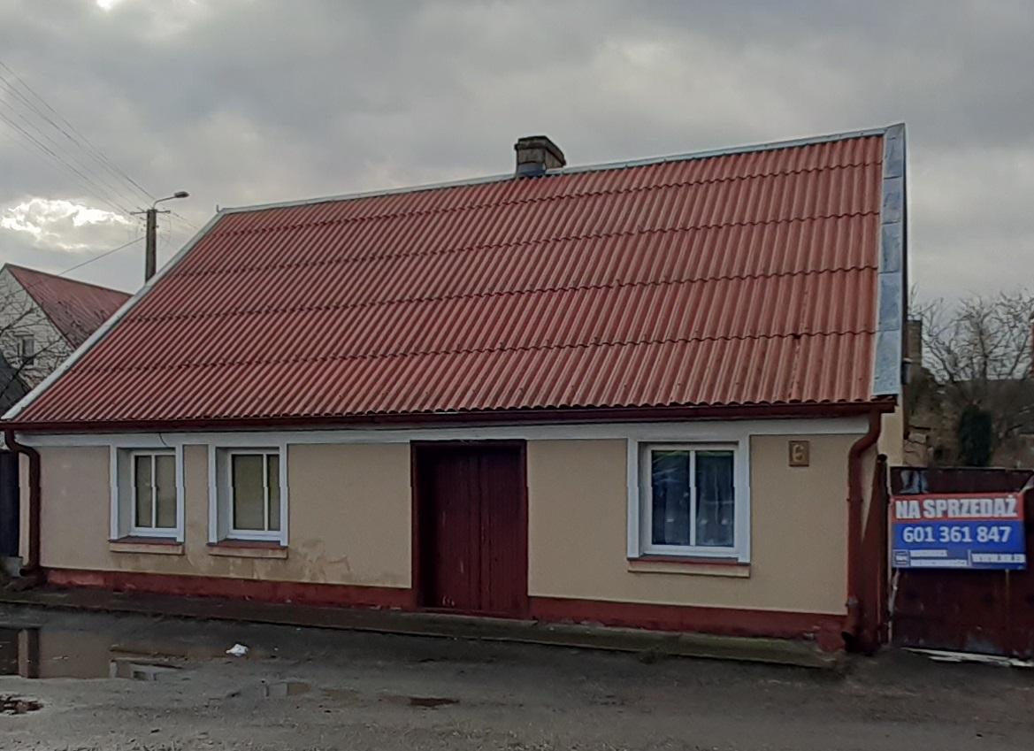 Dom w Rynarzewie