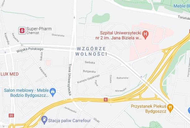 Lokal użytkowy Bydgoszcz - oferta 67312
