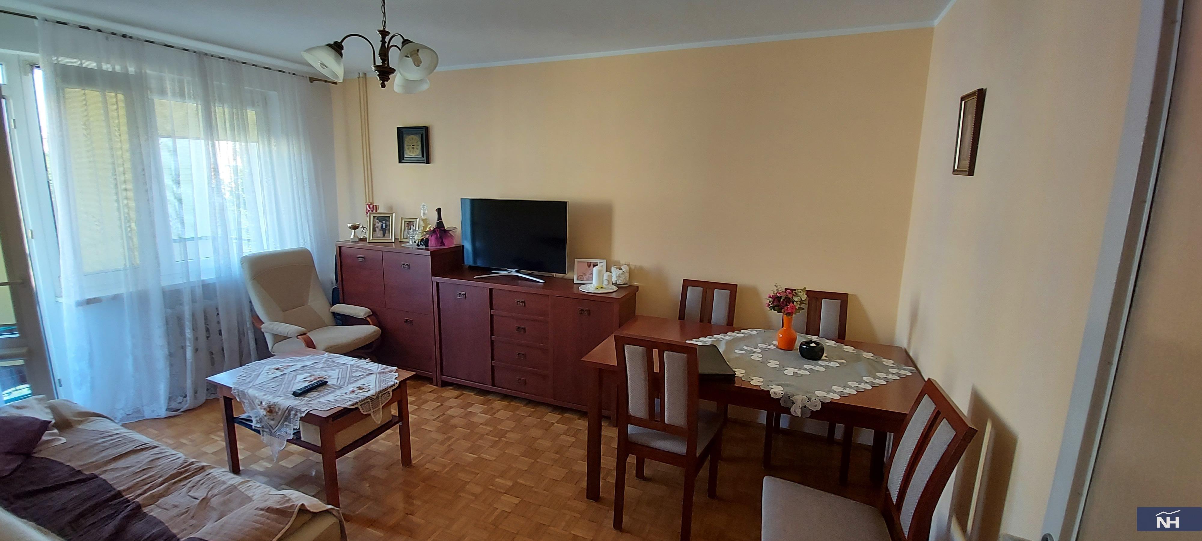 4 pokoje na Kapuściskach można zrobić 5