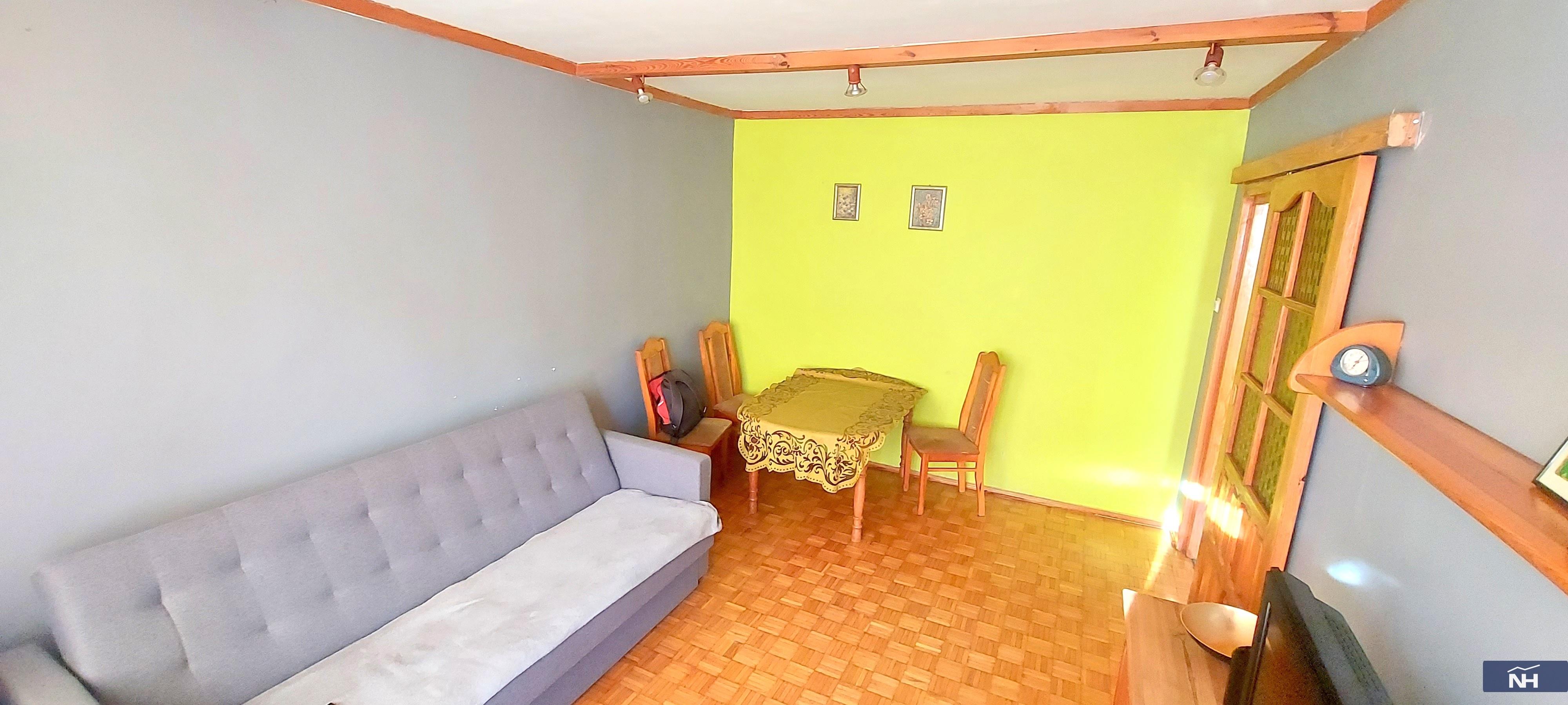 4 pokoje na Kapuściskach