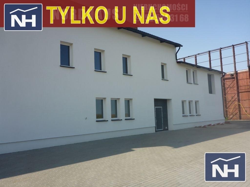 Obiekt Przemysłowy gm.Inowrocław - oferta 63921