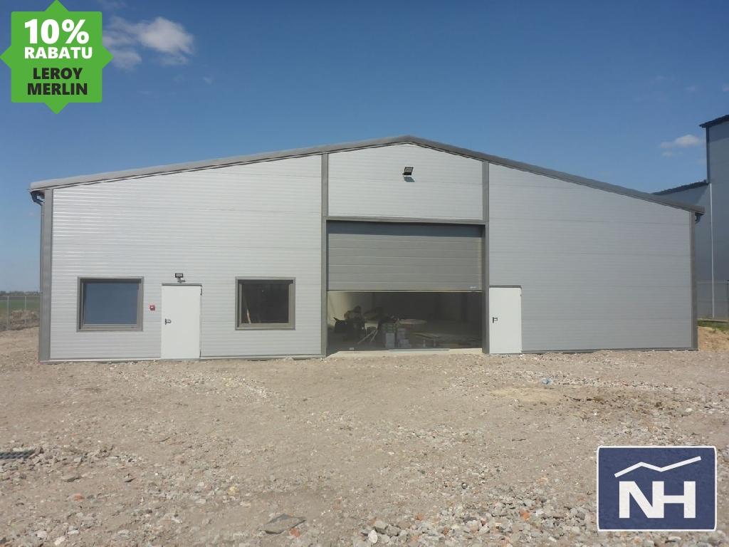 Obiekt Przemysłowy Inowrocław - oferta 66230