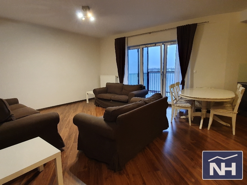 Apartament 3-pokojowy na Woli.